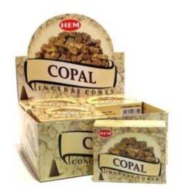 Hem *Copal Incense Cones x10