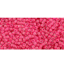 Toho 978B 11  Round  40g  Neon Pink