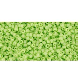 Toho 44B 15 Toho Seed  20g  Opaque Light Green