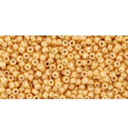 Toho 123dB 15 Toho Seed  20g Opaque Dark Beige Brown  Lustre