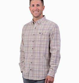 Southern Shirt Braxton Lightweight Cord Flannel LS