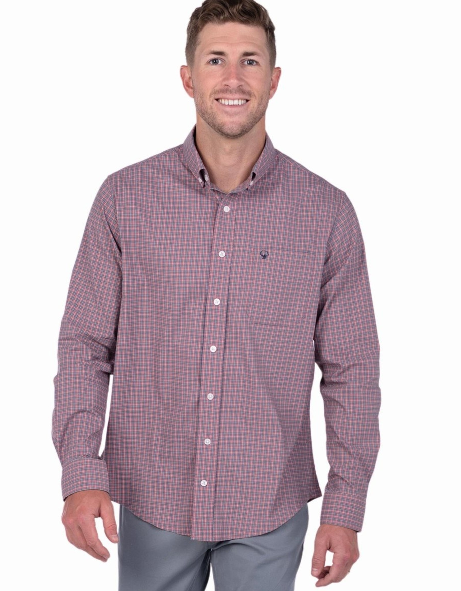 Southern Shirt Lawrence Check LS