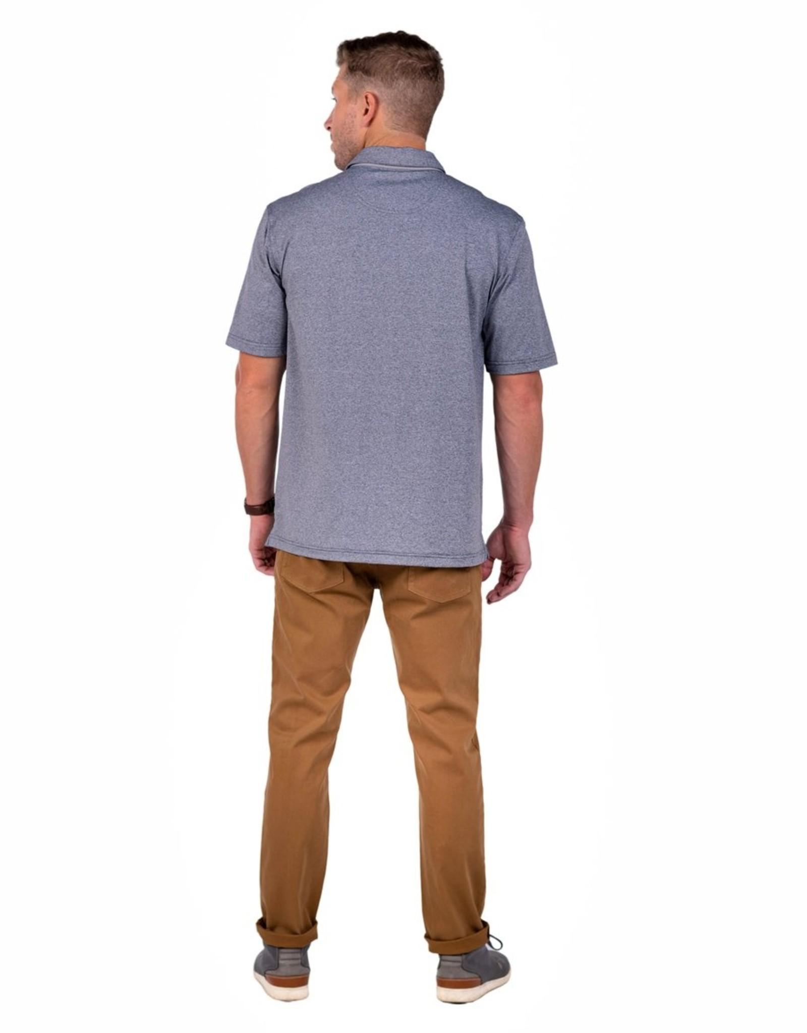 Southern Shirt Grayton Heather Polo