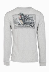 Southern Shirt Wood Duck Stamp Tee LS