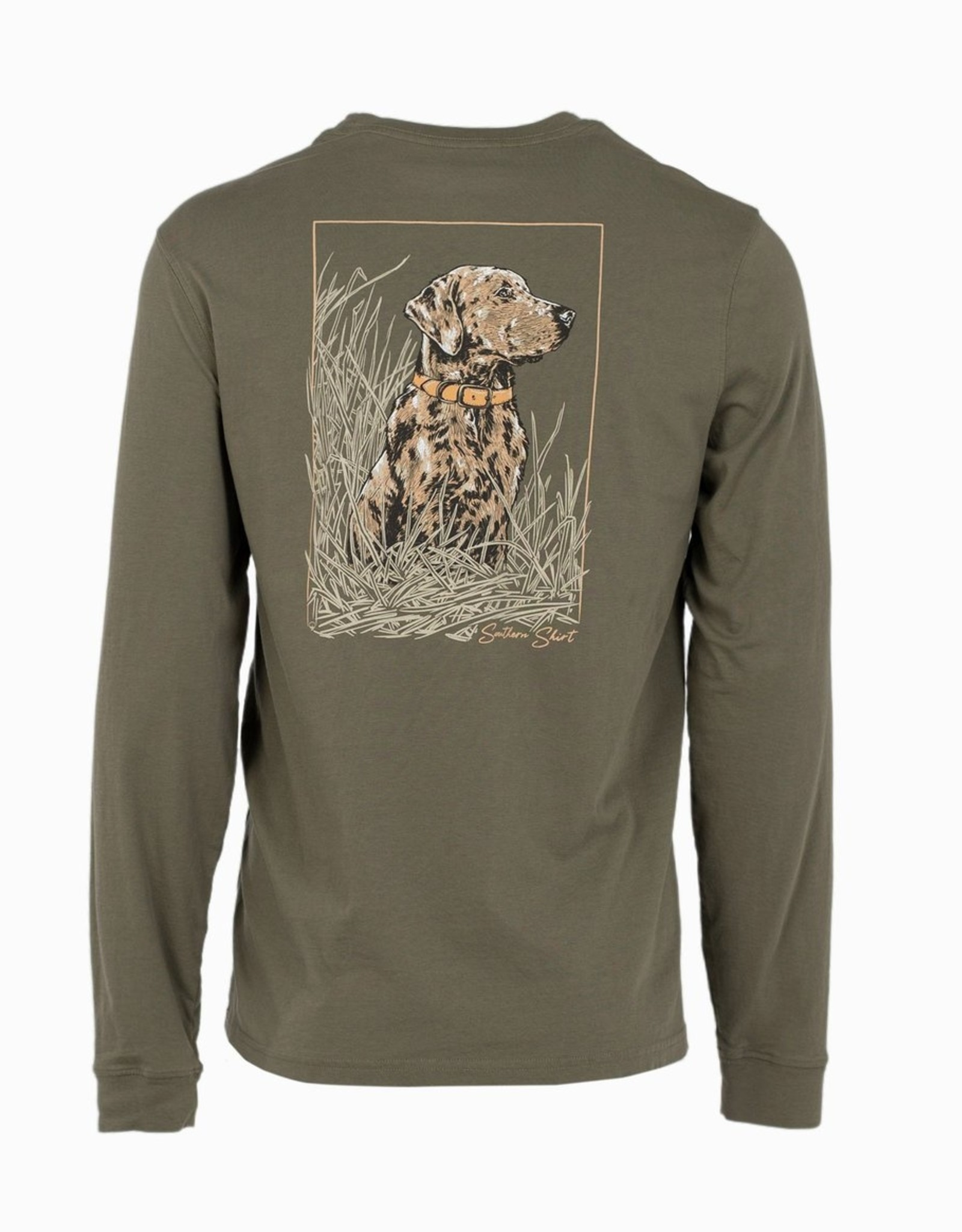 Southern Shirt Eyes in the Field Tee LS