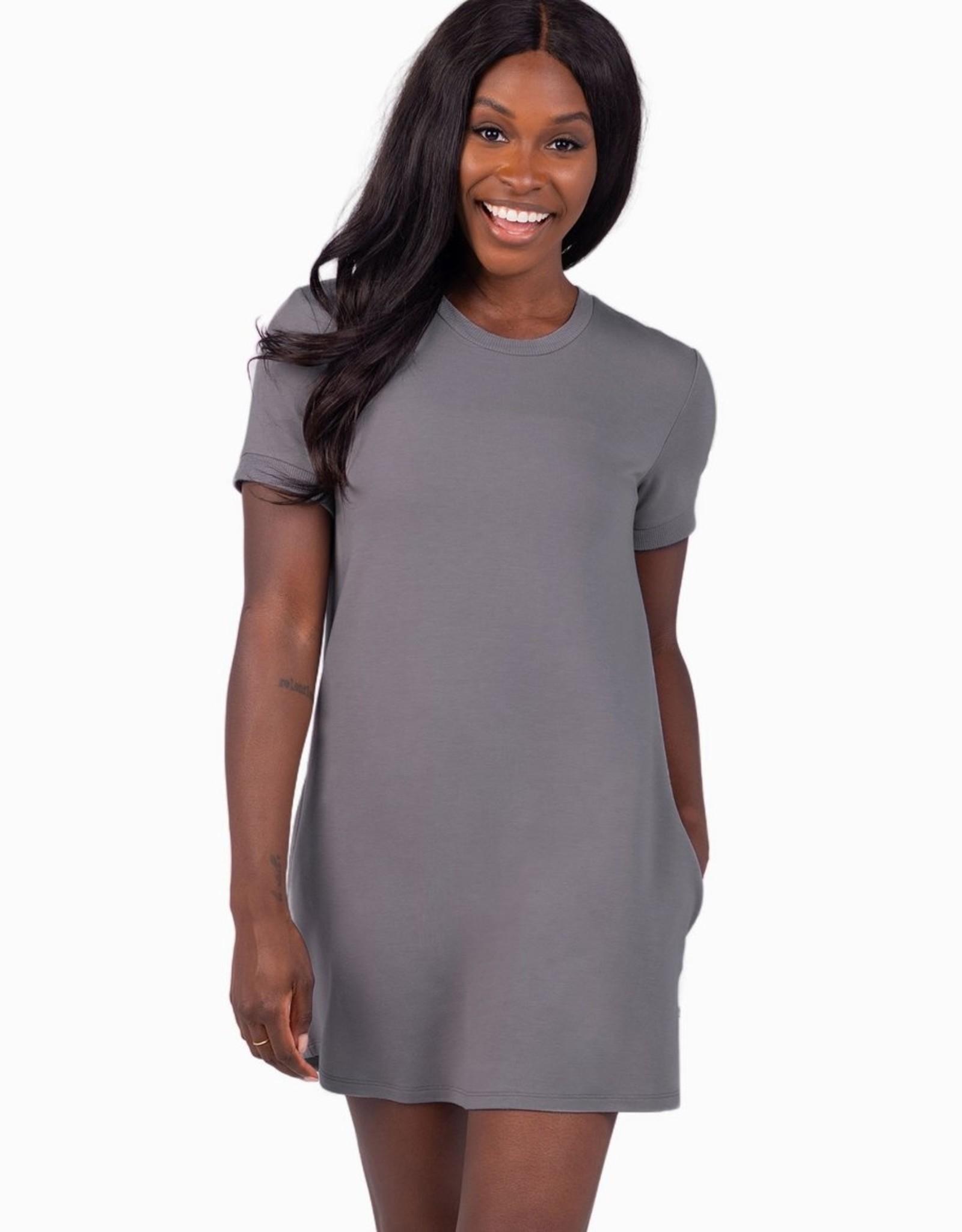 Southern Shirt Campus Dress/2D007