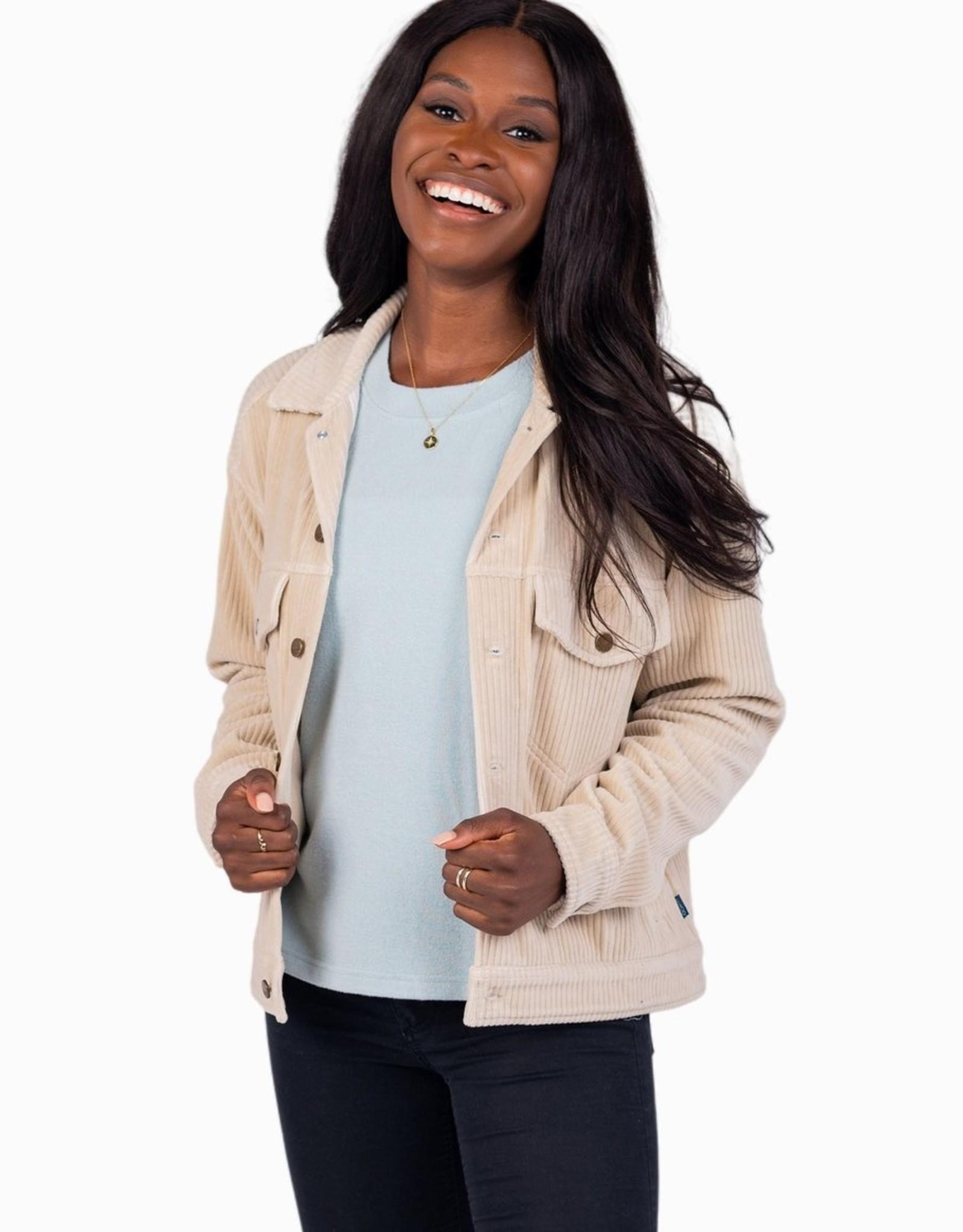 Southern Shirt Cordy Corduroy Jacket/2V014