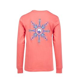 Southern Shirt Youth Winter Wonderland Long Sleeve/6T003
