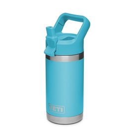 YETI Coolers Rambler Jr 12 Oz-Reef Blue