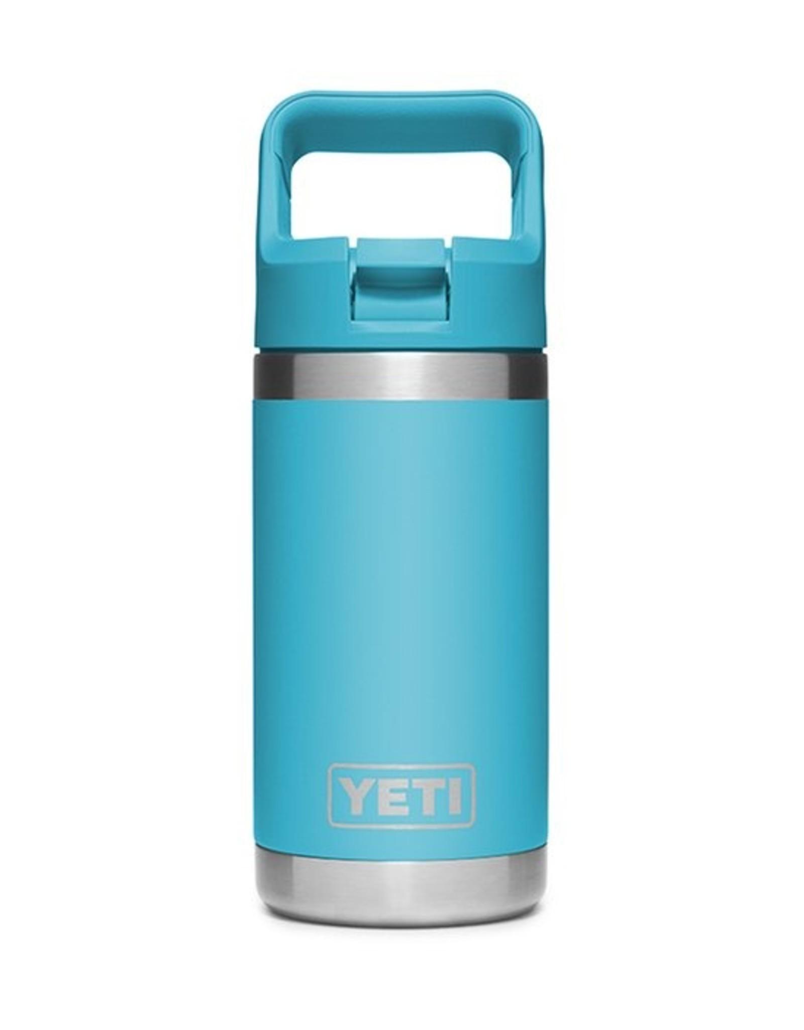 YETI Coolers Rambler Jr 12 Oz-Reef Blue