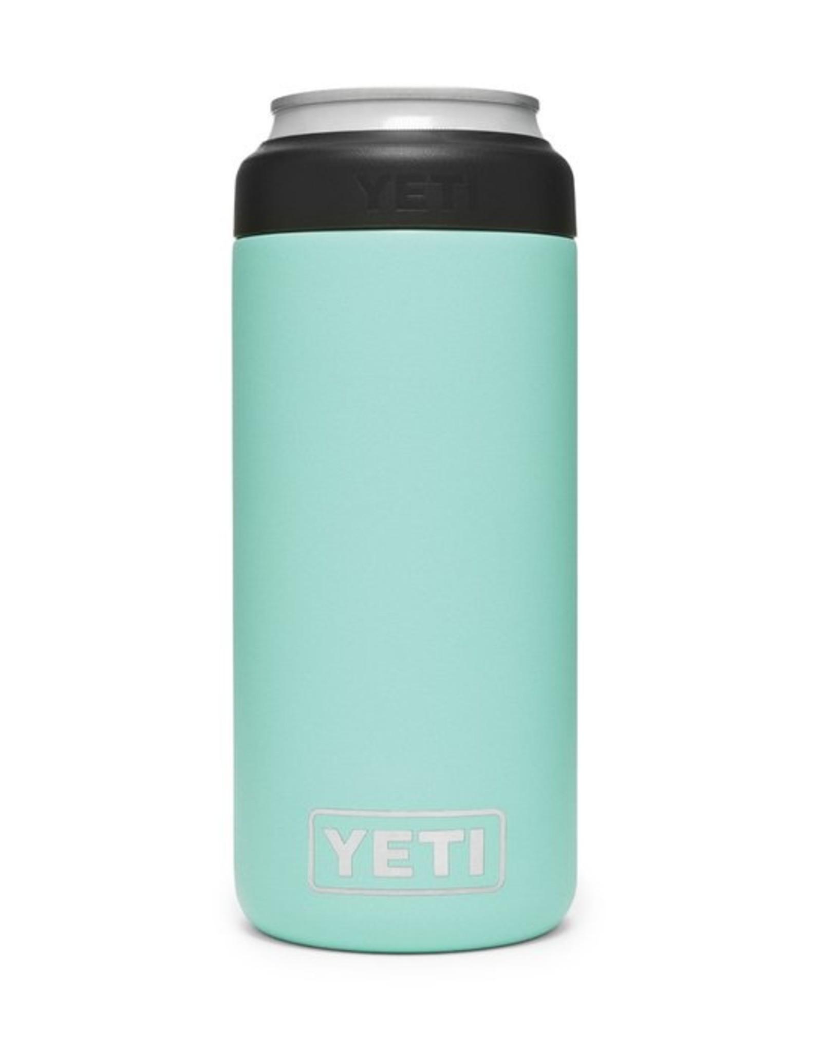 YETI Coolers Colster Slim-Seafoam