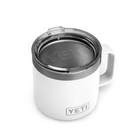 YETI Coolers Rambler 14oz Mug-White