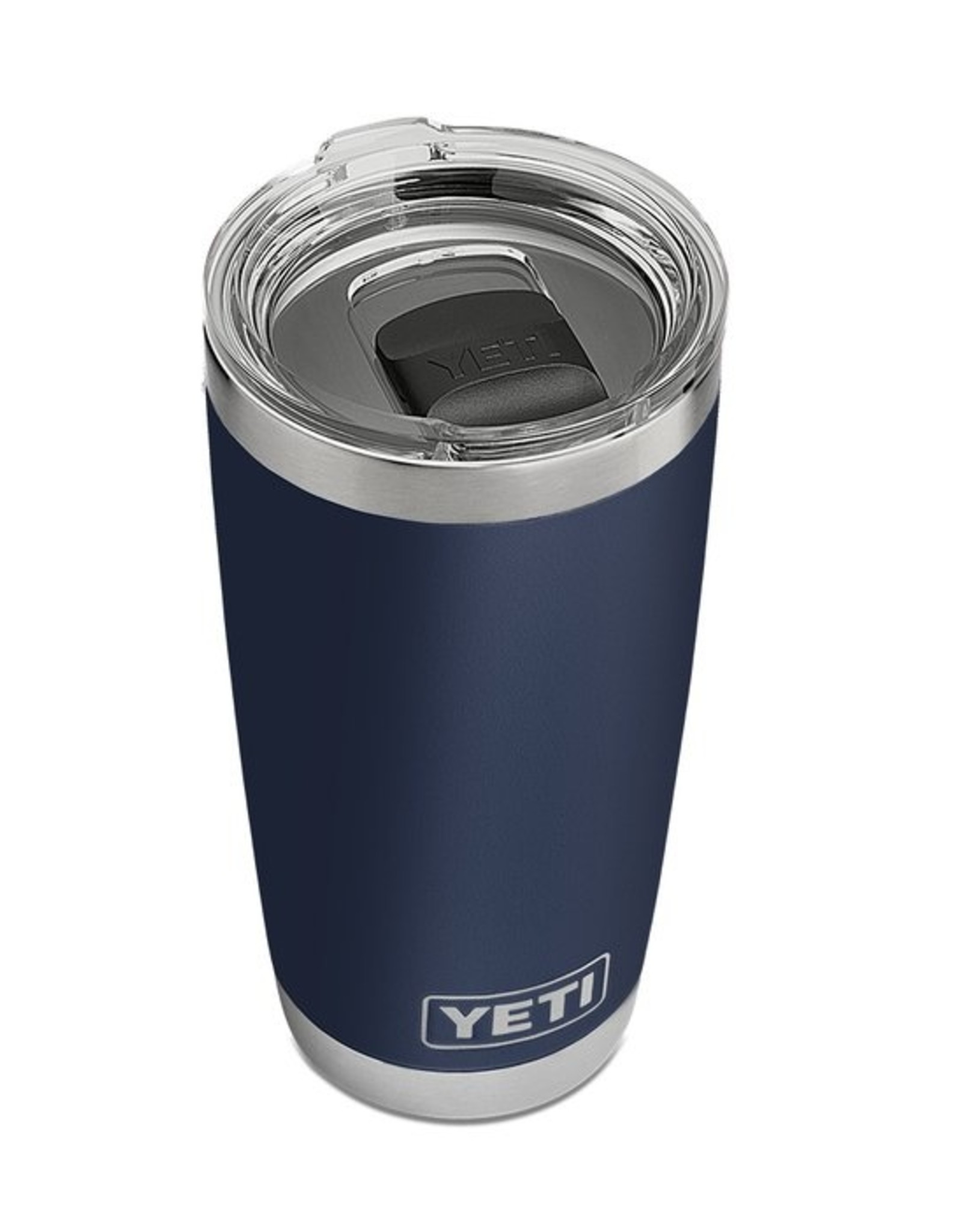 YETI Coolers Rambler 20oz Navy w/ Magslider Lid