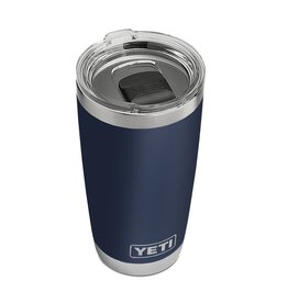 YETI Coolers Rambler 20oz w/ Magslider Lid-Navy