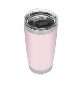 Yeti Coolers Rambler 20oz w/ MagSlider Lid - Ice Pink