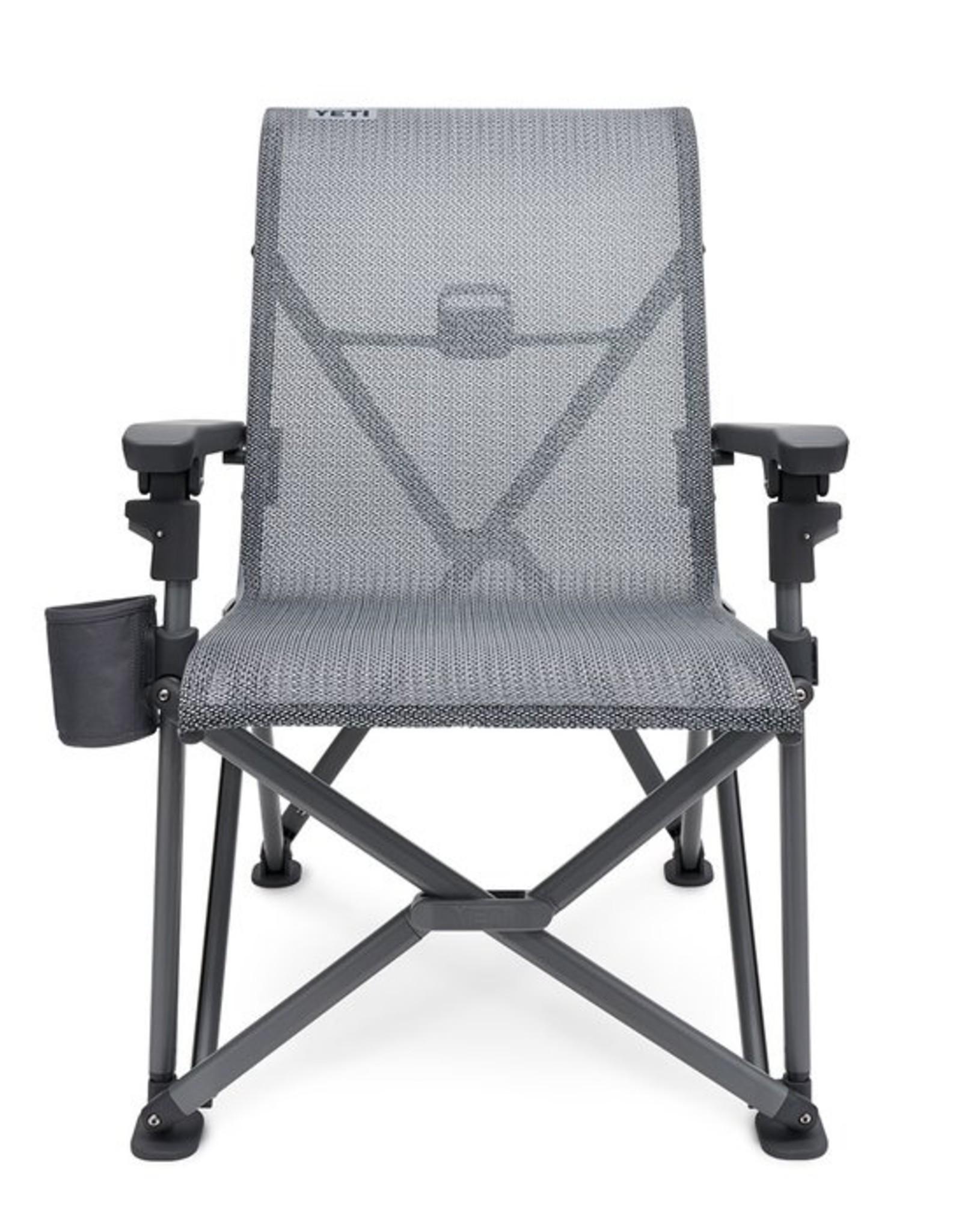 YETI Coolers Trailhead Camp Chair-Charcoal