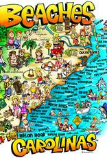 "Heritage Puzzles ""Beaches of the Carolinas"""