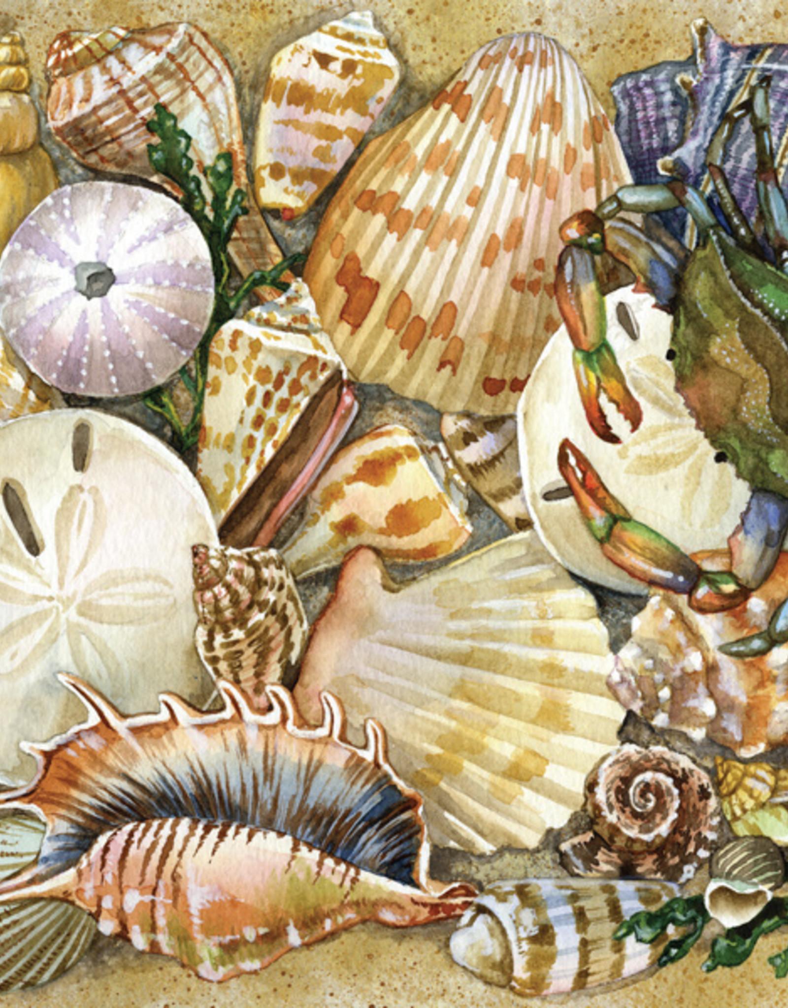 Heritage Puzzles Tidal Treasures Puzzle