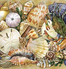 Heritage Puzzles Tidal Treasures 550 Piece Puzzle