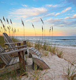 Heritage Puzzles Coastal Sunrise Puzzle