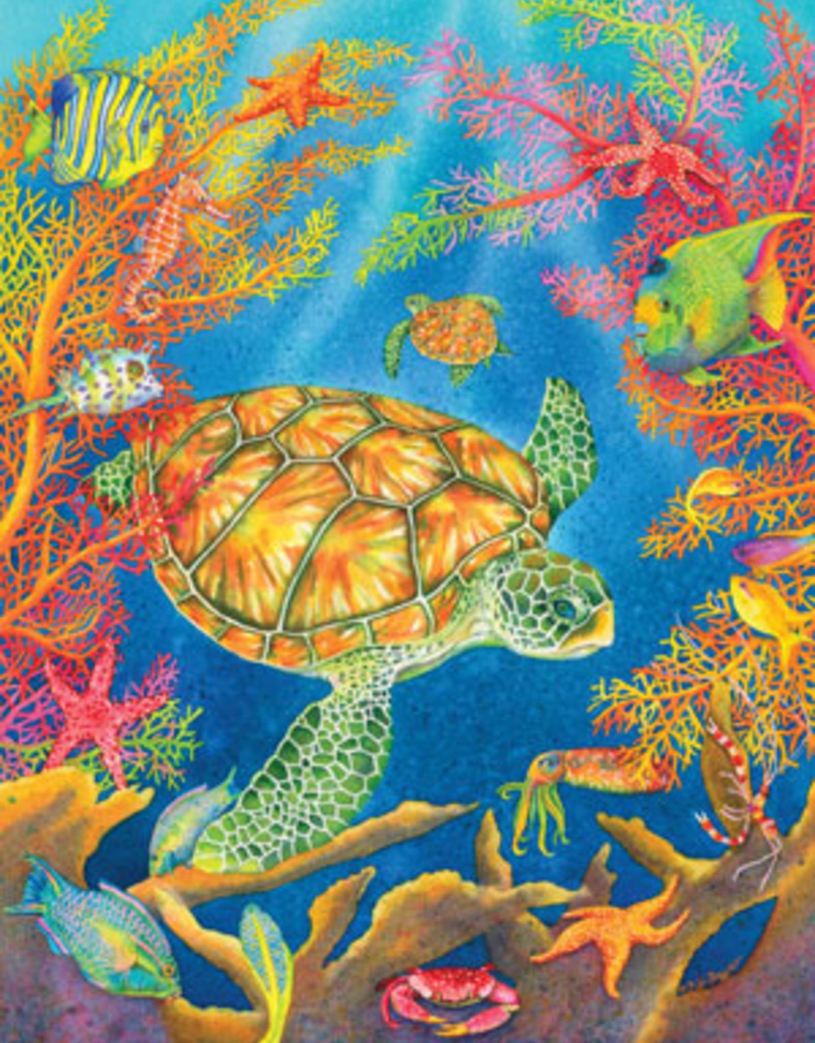 Heritage Puzzles Turtle Reef Puzzle