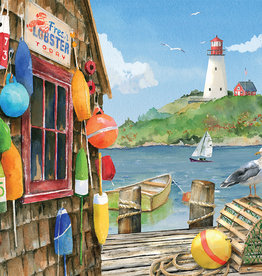 Heritage Puzzles Lobster Shack550 Piece Puzzle
