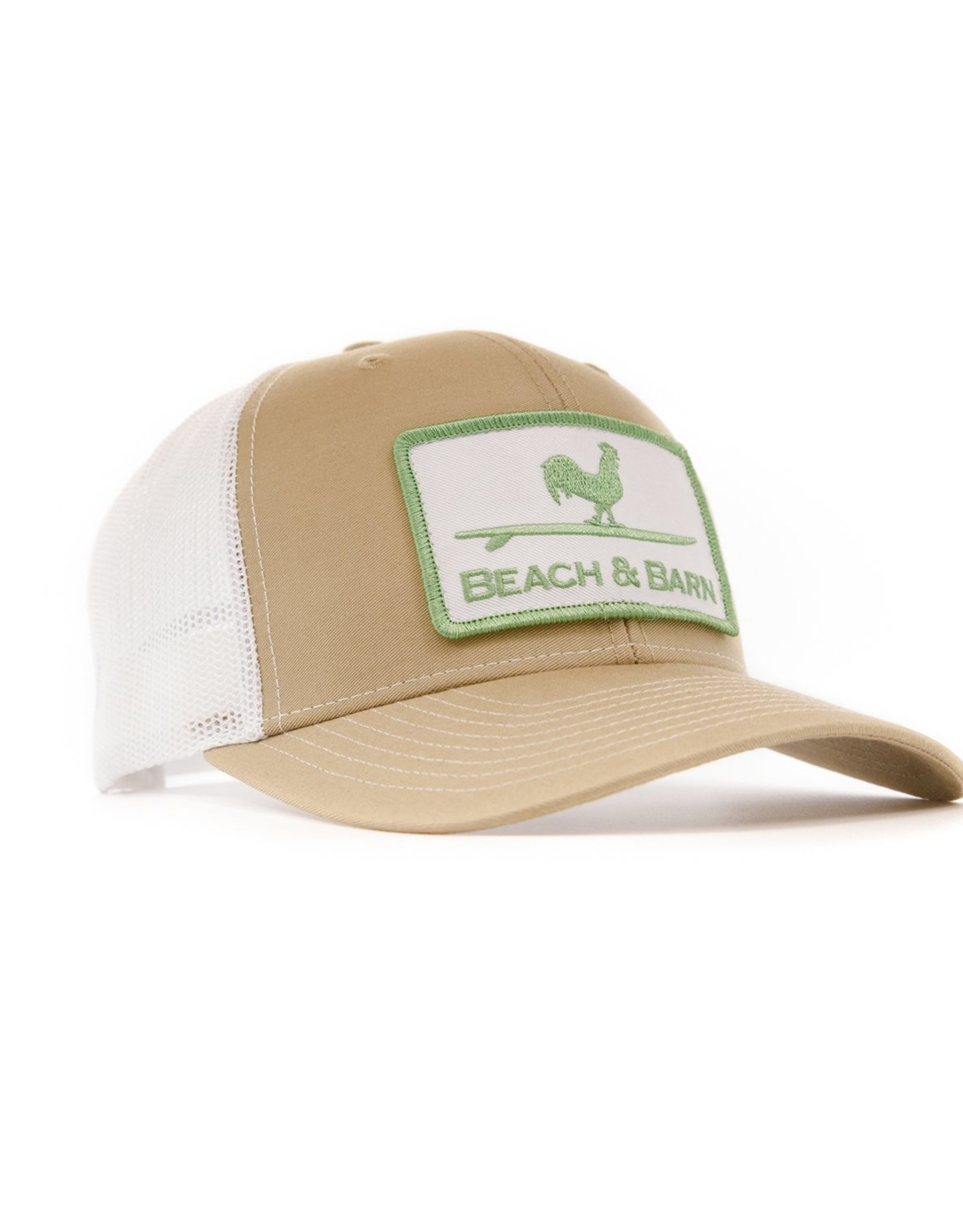 Beach &  Barn Hard Work Snapback