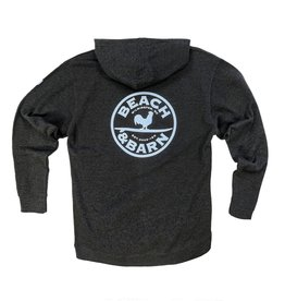 Beach &  Barn Emblem Hooded Sweatshirt