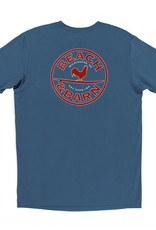 Beach &  Barn Emblem Pocket Tee
