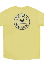 Beach &  Barn Emblem Tee