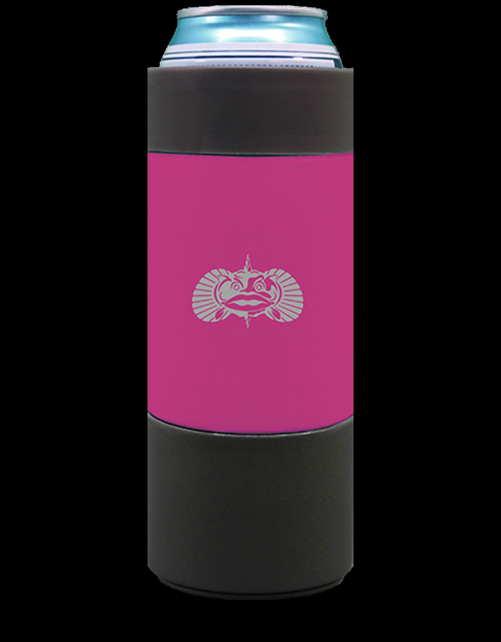 Toadfish Slim Can Cooler-Pink