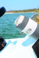Toadfish Can Cooler-Orange