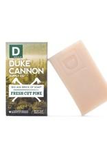 Duke Cannon Fresh Cut Pine Soap