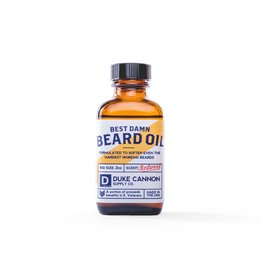 Duke Cannon Best Damn Beard Oil