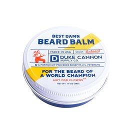 Duke Cannon Best Damn Beard Balm