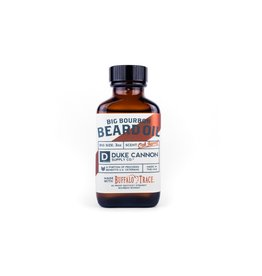 Duke Cannon Buffalo Trace Bourbon Beard Oil