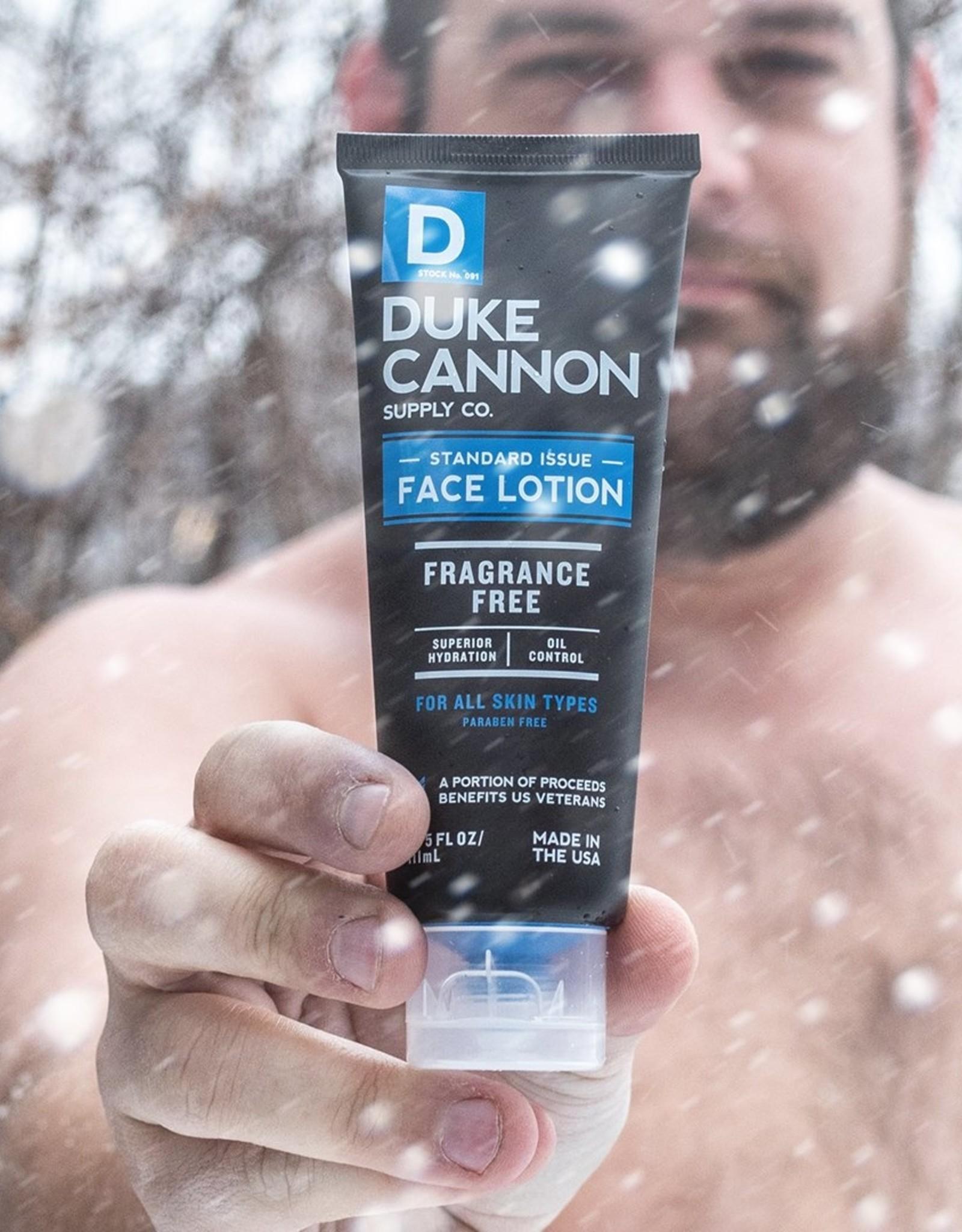 Duke Cannon  3.75 Oz Face Lotion