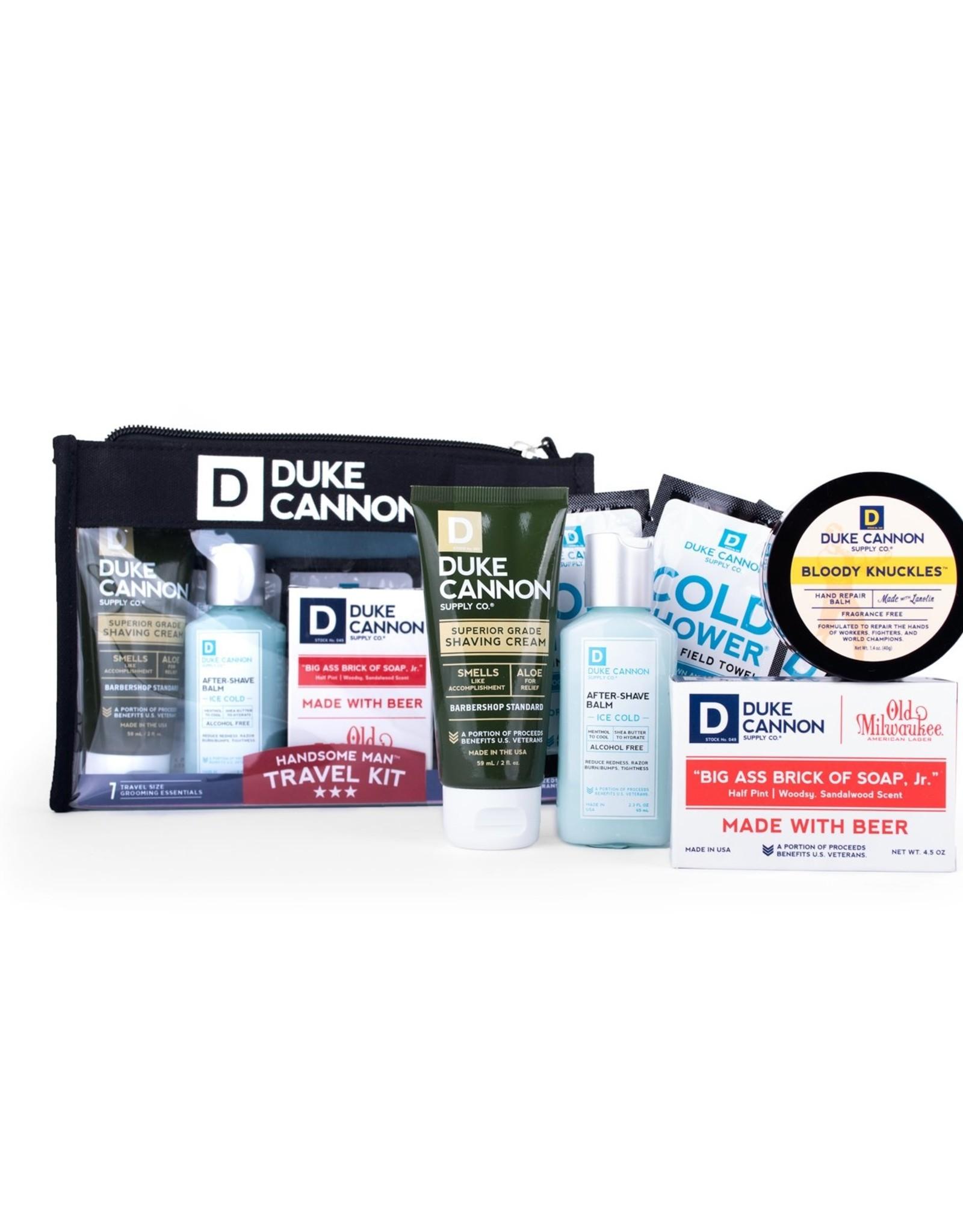 Duke Cannon  Handsome Man Travel Kit