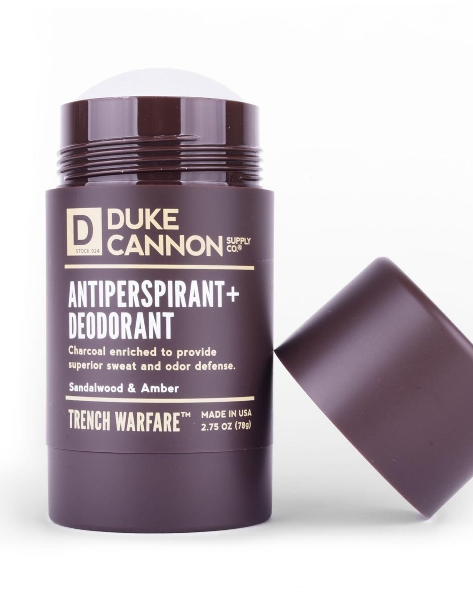 Duke Cannon  Sandalwood & Amber Antiperspirant