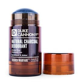 Duke Cannon Sandalwood & Amber Charcoal Deodorant