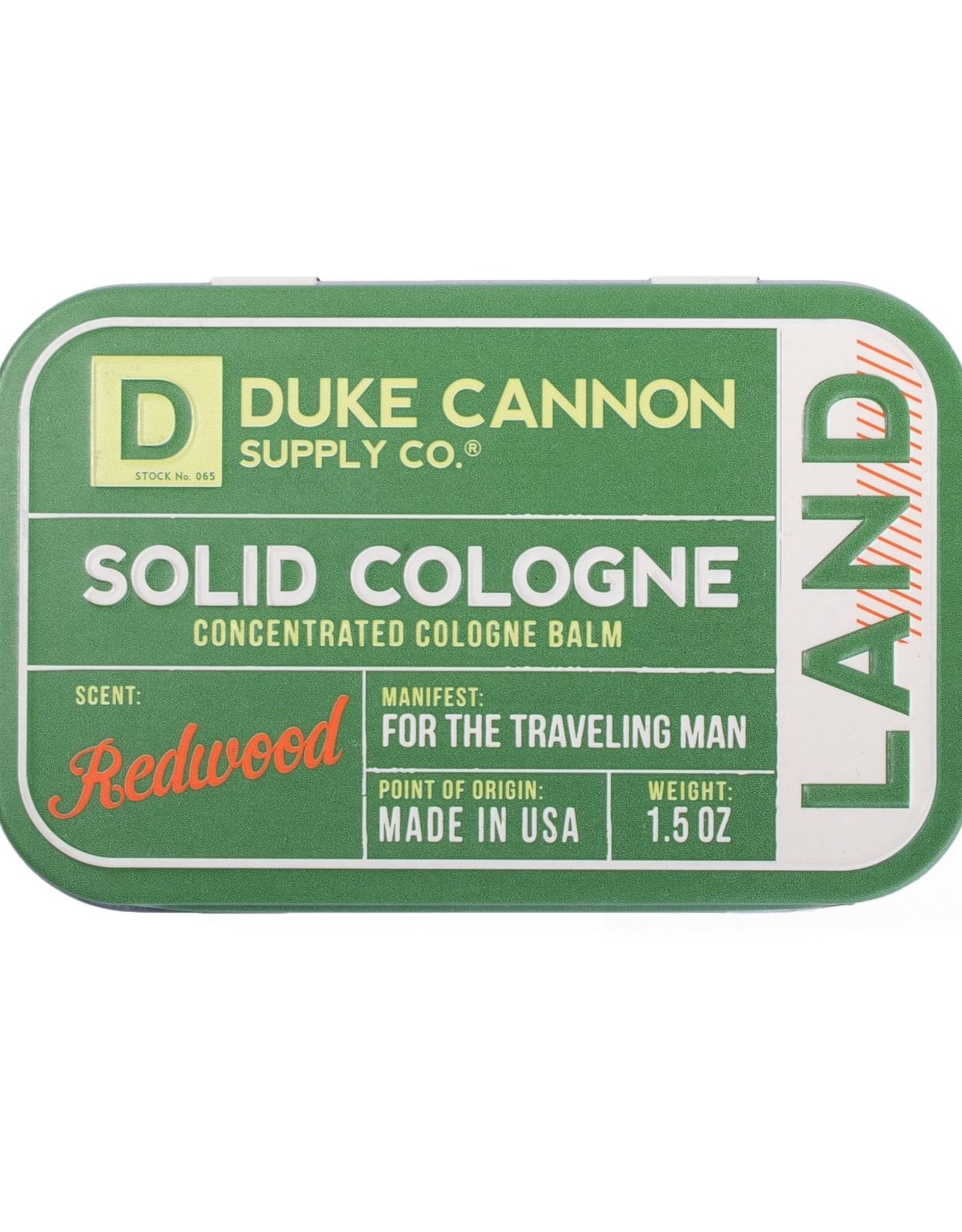 Duke Cannon  Solid Cologne- Land