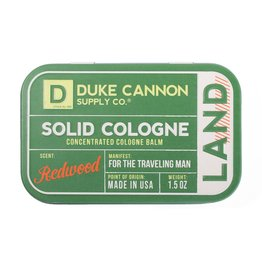 Duke Cannon Solid Cologne- Land