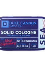 Duke Cannon Solid Cologne- Sea