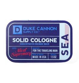 Duke Cannon Solid Cologne- Sea