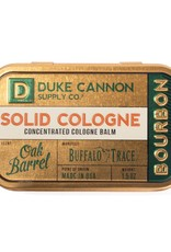 Duke Cannon Solid Cologne-Bourbon