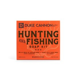 Duke Cannon Hunting & Fishing Gift Set