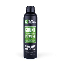 Duke Cannon 7 Oz Grunt Spray