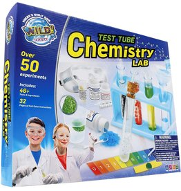 Test Tube Chemistry Lab