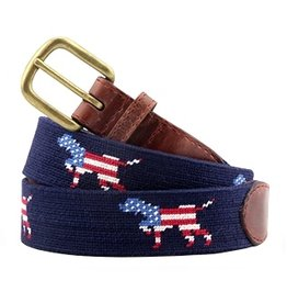 Smathers and Branson Patriotic Dog on Point Belt
