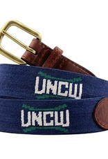 Smathers and Branson  UNCW Needlepoint Belt